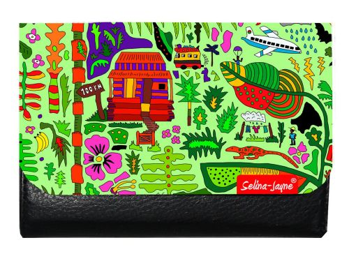 Selina-Jayne Tropical Paradise Limited Edition Designer Small Purse